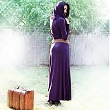Šaty - Víla Violetta - 3008899