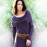 Šaty - Víla Violetta - 3008900