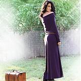 Šaty - Víla Violetta - 3008901