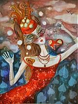 Obrazy - Recy srdce jednej dámy  - 300948