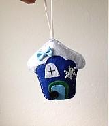 Dekorácie - Vianočná chalúpka - 3015507