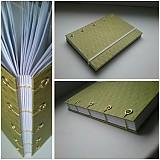 Papiernictvo - Green (zapisnik A6) - 3017928