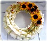 Dekorácie - hrejivý jesenný :) - 3020681