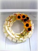 Dekorácie - hrejivý jesenný :) - 3020687