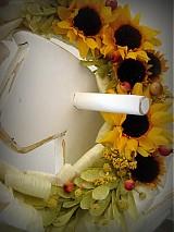 Dekorácie - hrejivý jesenný :) - 3020699