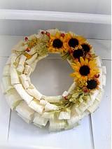 Dekorácie - hrejivý jesenný :) - 3020705
