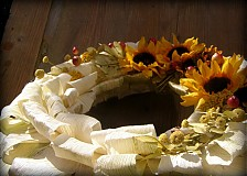 Dekorácie - hrejivý jesenný :) - 3020706