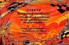 Kurzy - Workshop - Výtvarná sebareflexia (tvorba meditačných kariet) - 3029879