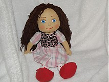 Bábiky - Evička-zľava+kocúr bodkovaný - 3041518