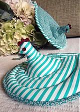 Úžitkový textil - Sliepka vs. kohút 46 - 3050847