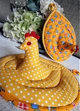 Úžitkový textil - Sliepka vs. kohút 50 - 3050863