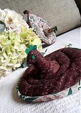 Úžitkový textil - Sliepka vs. kohút 53 - 3050875