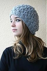 - Čepice s přetahovaným vzorem - 3053538