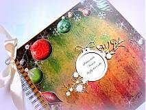 Papiernictvo - S tebou mám Vianoce každý deň v roku... - 3053919