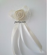 Pierka - Svadobné pierko krémové - 3058030