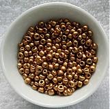 Korálky - Rokajl 3mm perleťový-20g - 3060273