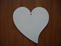 Polotovary - Srdce 12x12 - zakrivené - 3060558