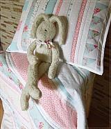 Textil - Ružové sny - 3063719