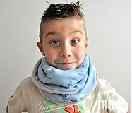 - ovečka detská modrá - 3065888