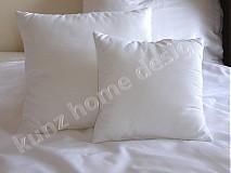 Úžitkový textil - Vankúš štvorec midi clasic - 3066449