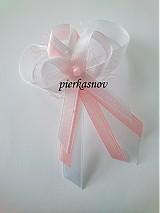 svadobné pierko -  ružový tulipán