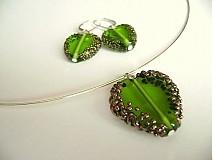 Sady šperkov - Leaf - 307383