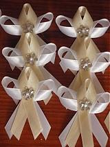 Pierka - Č.5 Svadobné pierka s kvietkom - 3074102