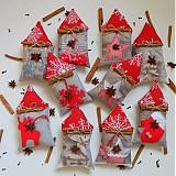 Dekorácie - Vianočné Chalúpky - 3078917