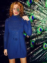 Šaty - Editadress v modrom :) - 3083890
