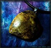 Náhrdelníky - 332. náhrdelník Jablůňkové Srdca - 3093393