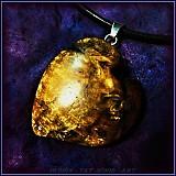 Náhrdelníky - 332. náhrdelník Jablůňkové Srdca - 3093396