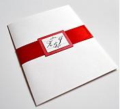 Papiernictvo - Svadobné oznámenie DORIE - 3093962
