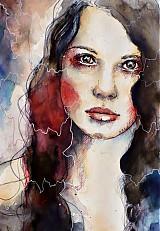 - Akvarelový portrét na objednávku MEDIUM (A3) - 3100449
