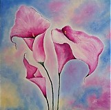 Obrazy - Ružový sen  - 3100805