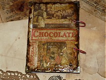 Papiernictvo - Čokoláda-kľúč do sveta fantázie.....Carcoolcaaa - 3101686
