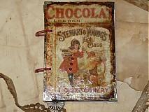 Papiernictvo - Čokoláda-kľúč do sveta fantázie.....Carcoolcaaa - 3101690