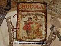 Papiernictvo - Čokoláda-kľúč do sveta fantázie.....Carcoolcaaa - 3101694