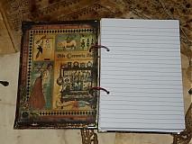 Papiernictvo - Čokoláda-kľúč do sveta fantázie.....Carcoolcaaa - 3101697