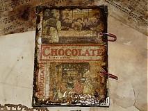 Papiernictvo - Čokoláda-kľúč do sveta fantázie.....Carcoolcaaa - 3101709