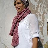staroružový šál