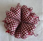 Darčeky pre svadobčanov - Srdiečka rustikale - 3105694