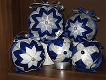 - Vianoce v modrom šate - 3106259