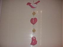 - ♥♥♥ vysiaca dekorácia ♥♥♥ - 3114625