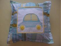 Úžitkový textil - ♥♥♥ autíčková obliečka ♥♥♥ - 3114691