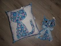 Úžitkový textil - ♥♥♥ mačička ♥♥♥ - 3114697