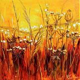 Obrazy - Jesenné trávy II. - 3127248