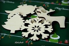 - Sada jednoduchých vianočných ozdôb 2 - 3133397