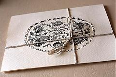 Kresby - pohľadnica folková - 3139611