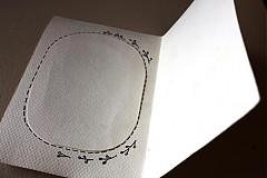 Kresby - pohľadnica folková - 3139613