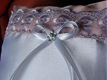 Prstene - vankúšik - 3146815